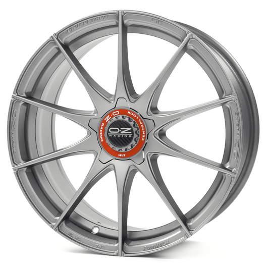 Диск колесный OZ Formula HLT 7,5xR17 5x112 ET50 ЦО75 серый матовый W01907204G1