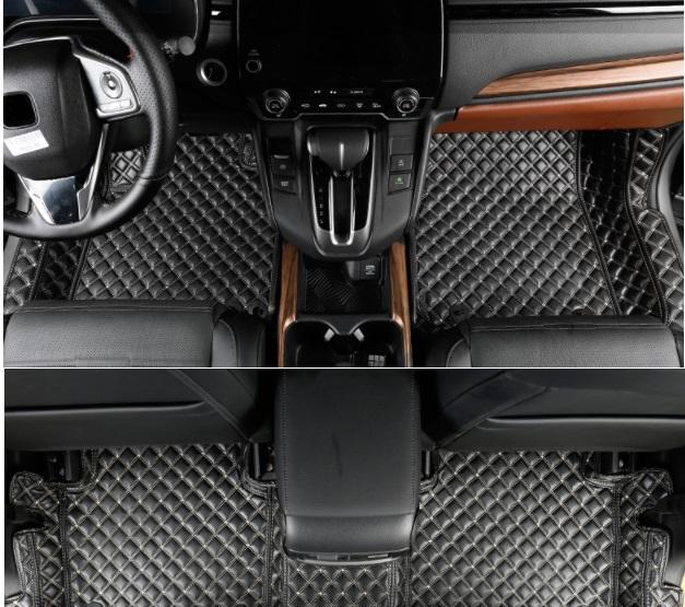 Коврики в салон полиуретан Honda CRV 2020-