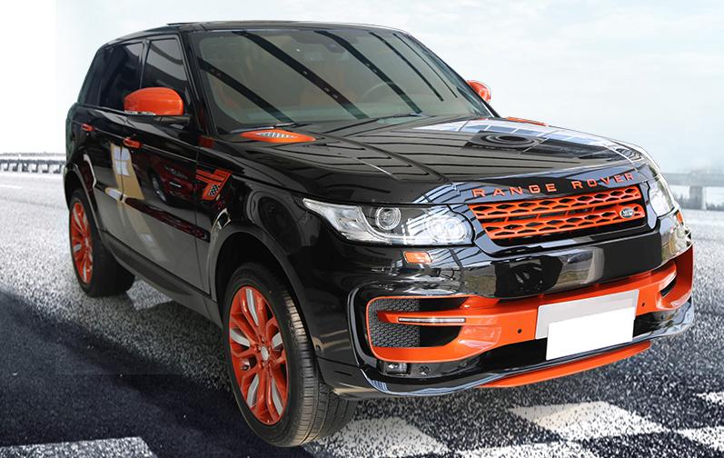 Обвес startech для Land Rover Range Rover 2014 -