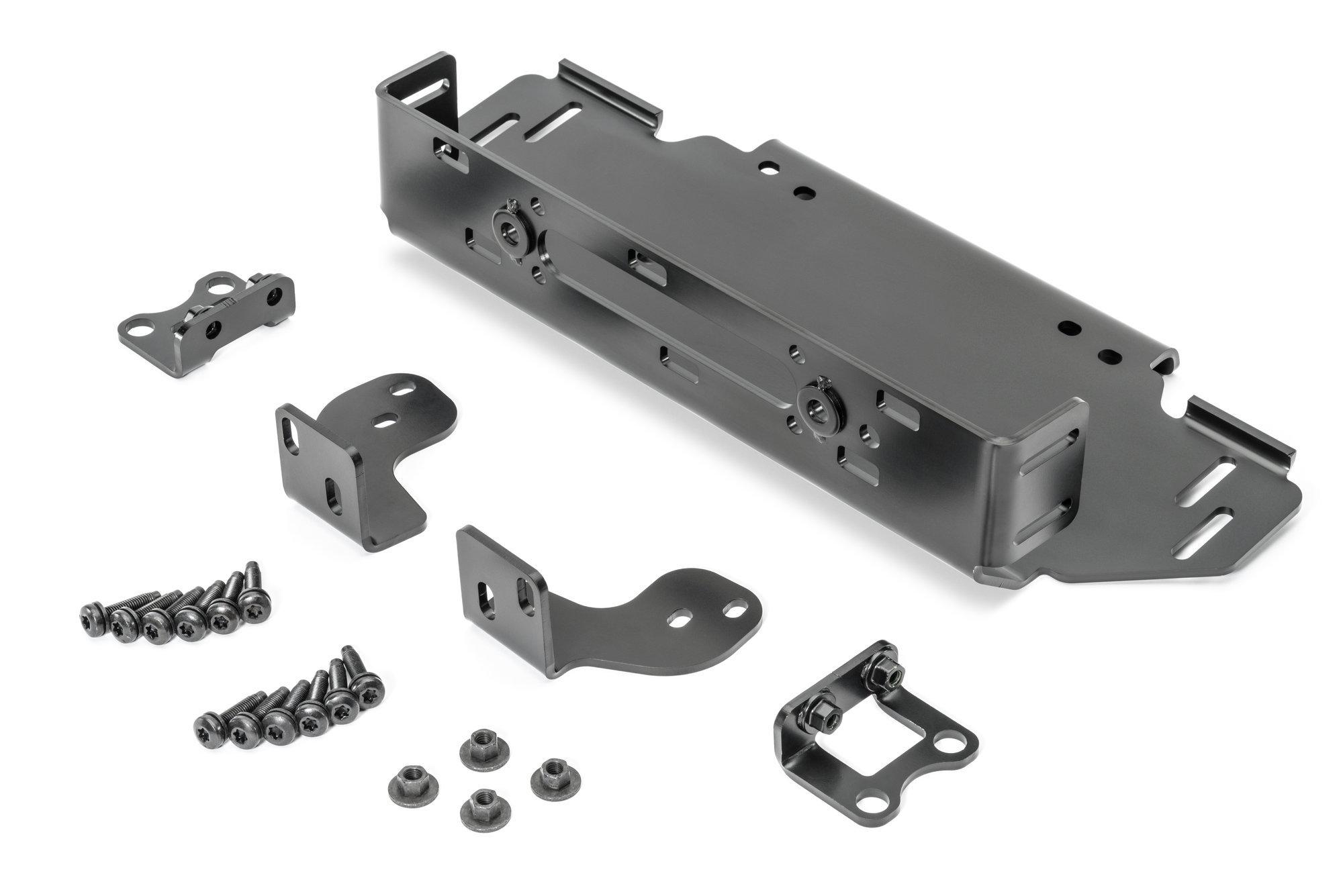 Монтажный комплект для лебедки Mopar 82215182 Jeep Wrangler 2018 -