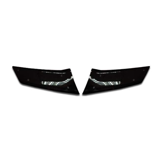 Фото - Дефлектор капота СА - Пластик 2010010103774 Peugeot 4007 2007 - 2011 дефлектор капота ca пластик 2010010108359 peugeot 408 2012