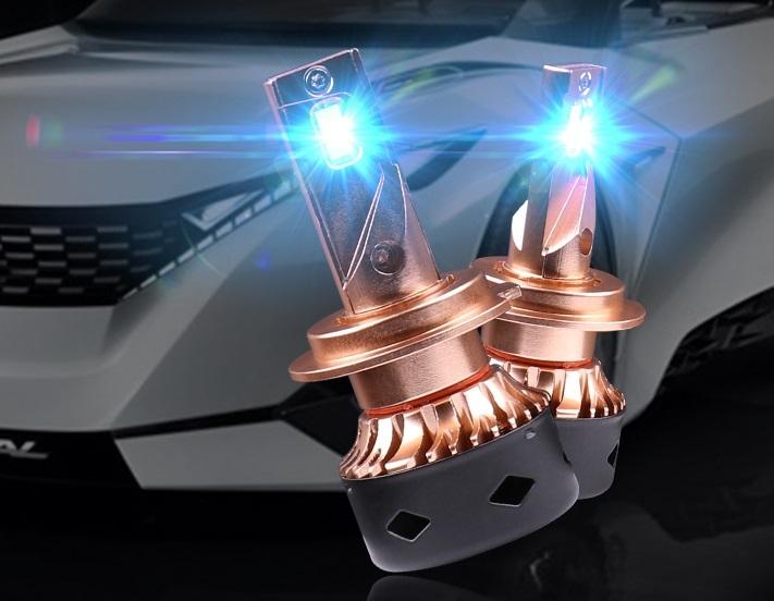 диодные лампы в передние фары led для mitsubishi outlander 3 Диодные лампы в фары Premium для KIA Sportage 2016 -