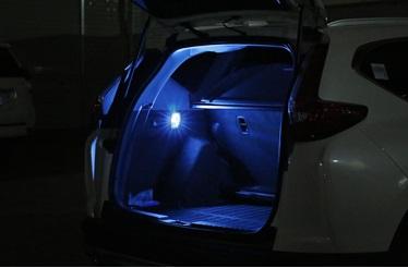Лампочка в багажник 2 штуки для Honda C-RV 2017-