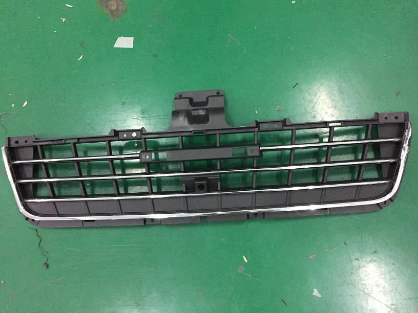 Решетка радиатора нижняя для Zotye T600