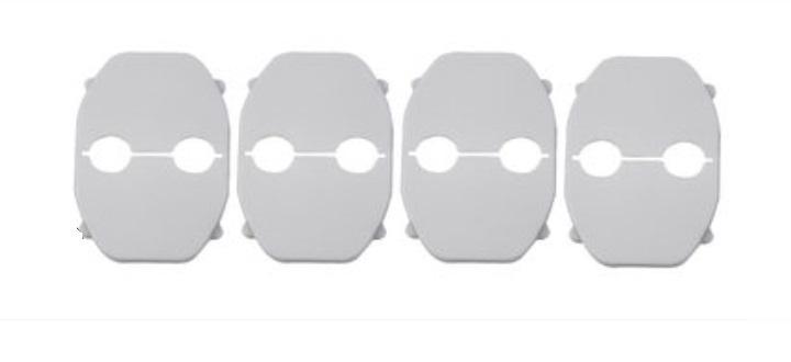 Накладка на дверной замок Toyota RAV4 2019-