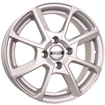 Диск колесный NEO 438 5,5xR14 4x98 ET35 ЦО58,6 серебристый rd831663
