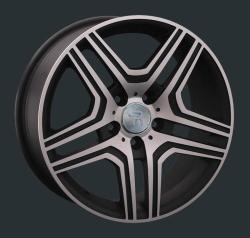 Диск колесный LS Replay MR67 8.5xR20 5x130 ET48 ЦО84.1 черный матовый с полированной лицевой частью 826165