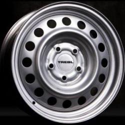 Диск колесный Trebl 64G48L 6xR15 5x139.7 ET48 ЦО98.6 серебристый 9122349