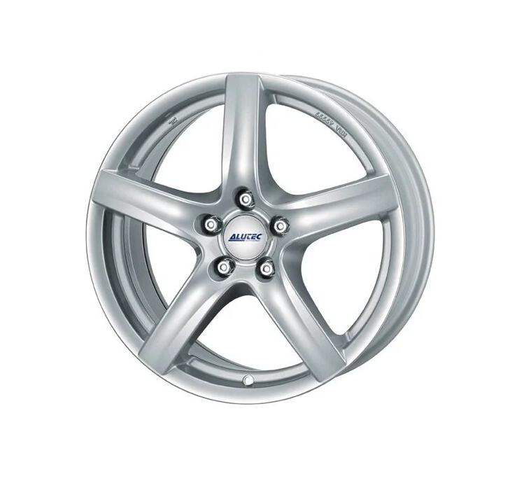 Колесный диск Alutec Grip 17 Silver alutec w10x 8 5x19 5x112 d66 5 et28 polar silver