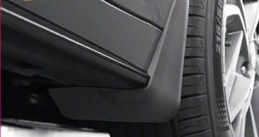 Брызговики заднего крыла KIA K5 2020-