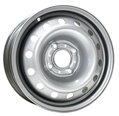 Диск колесный ТЗСК 86750082303 5.5xR14 4x98 ЕТ35 ЦО58.5 серебристый 86750082303