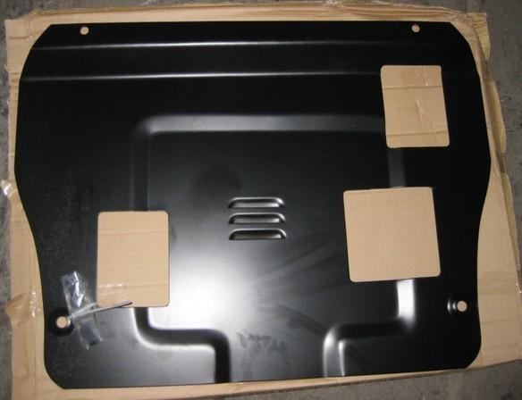Фото - Защита картера двигателя и кпп CHN стальная для JAC S3 защита картера и кпп автоброня для lexus nx 200 2014 н в сталь 2 мм 111 03211 1