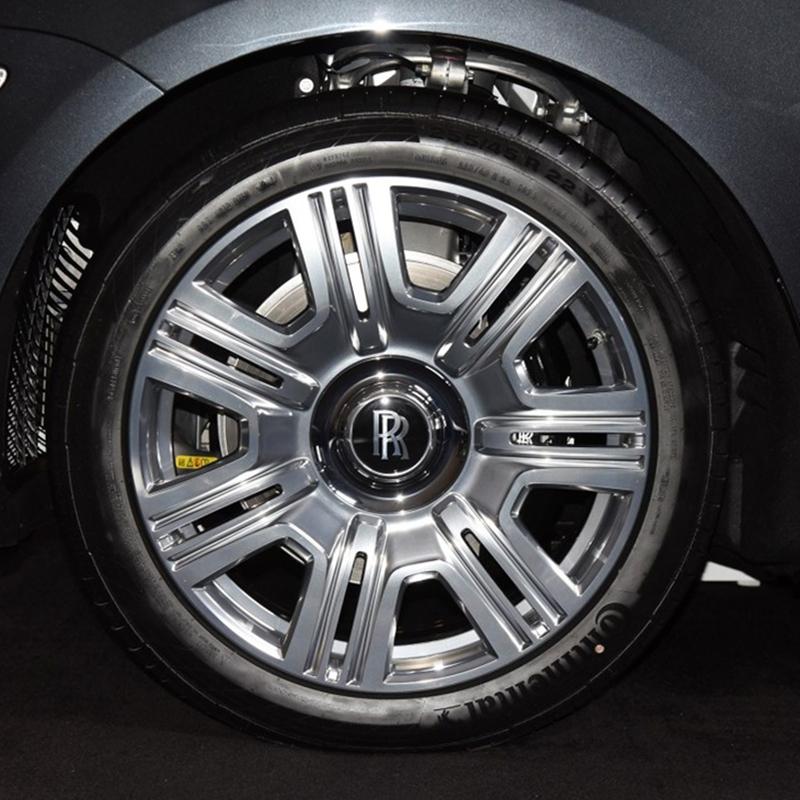 Диск колесный кованный 22 дюйма для Rolls-Royce CULLINAN