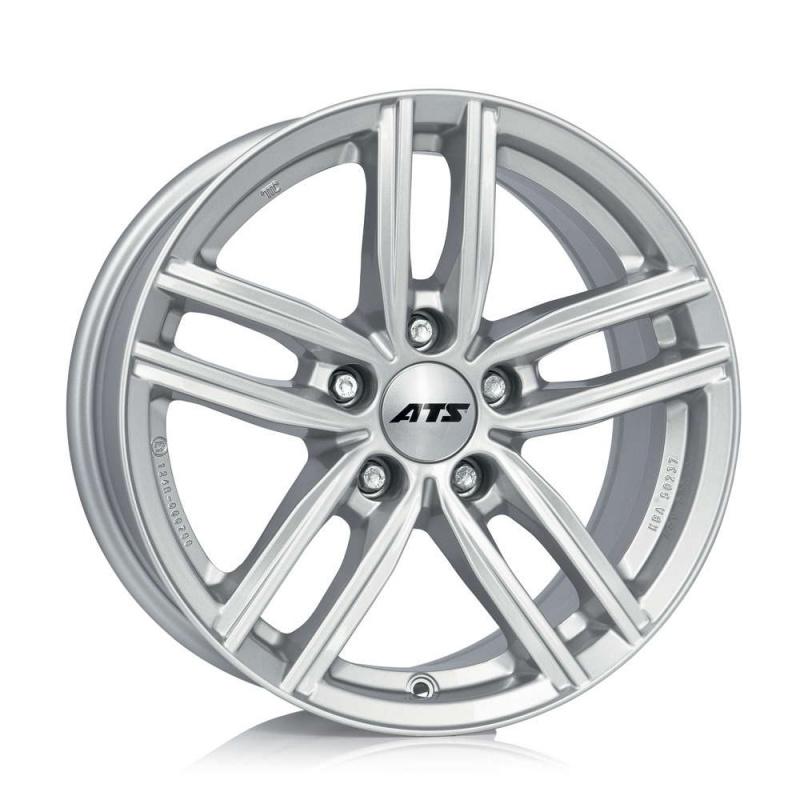 Диск колесный ATS Antares 7,5xR16 5x112 ET37 ЦО66,6 серебристый AT75637B61