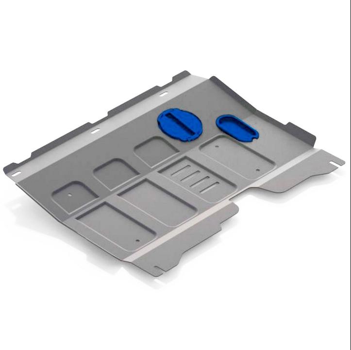 Защита картера и кпп алюминиевая LIFAN X50 защита картера и кпп rival алюминиевая для toyota camry 2018