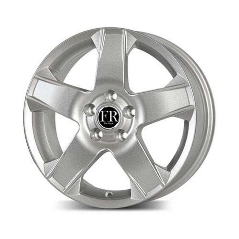 Диск колесный Replica FR 2217-3101015-01 5.5xR14 5x105 ЕТ39 ЦО56.5 серебристый 86022133488