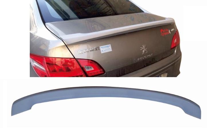 Спойлер для Peugeot 408 2012 -