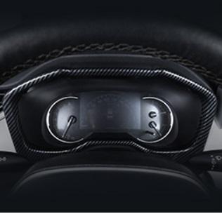 Накладка на спидометр Toyota RAV4 2019-