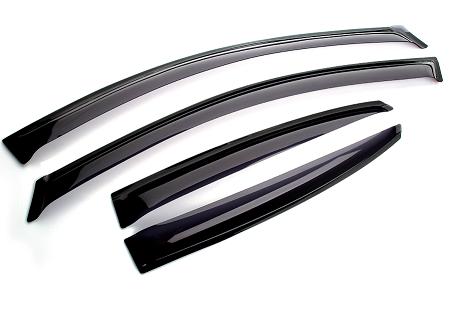 Дефлекторы боковых окон Hyundai/KIA R8222M0100 Hyundai Creta 2016-