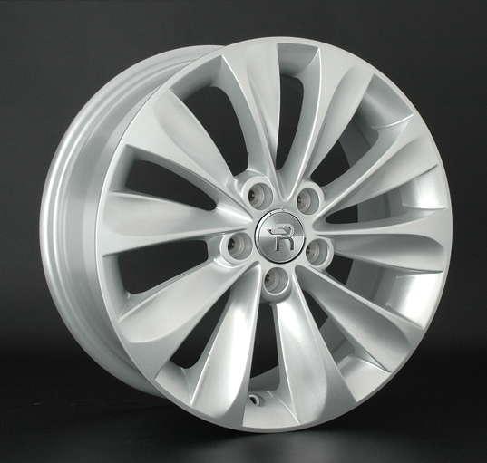 Диск колесный Replay FD103 7xR17 5x108 ET50 ЦО63,3 серебристый 029929-070132003