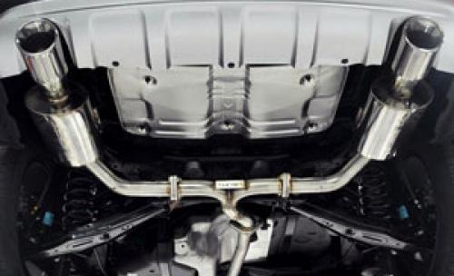 Двойная выхлопная система - KIA The SUV Sportage (TUNIST) для KIA Sportage IV 2016 - недорого