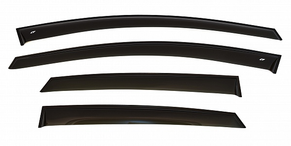 Дефлектора на окна COBRA-TUNING F34814 Ford Fiesta 2012-