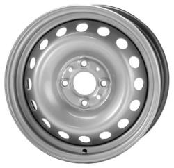 Диск колесный Trebl X40006 6xR15 4x100 ET40 ЦО56.6 черный 9299044