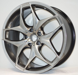 Диск колесный NW Реплика BM R195 9.5xR20 5x120 ET45 ЦО74.1 серый 827657