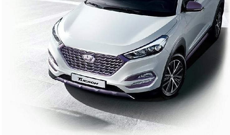 Радиаторная решетка NEW Dynamic Style для Hyundai Tucson (2015- по н.в. )