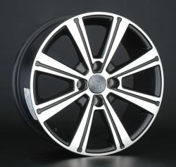 Диск колесный LS Replay FD122 6.5xR16 4x108 ET41.5 ЦО63.3 серый глянцевый с полированной лицевой частью 035216-990603003