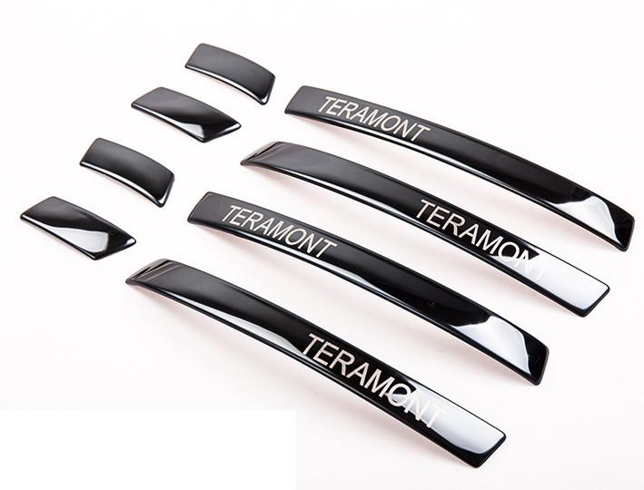 Накладки на дверные ручки для Volkswagen Teramont 2017 - накладки на дверные ручки разные цвета chn для volkswagen teramont 2017