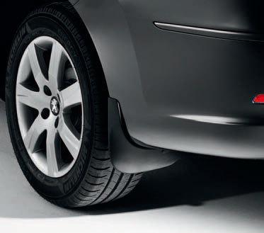 Брызговики передние PEUGEOT для Peugeot 408 2012 -