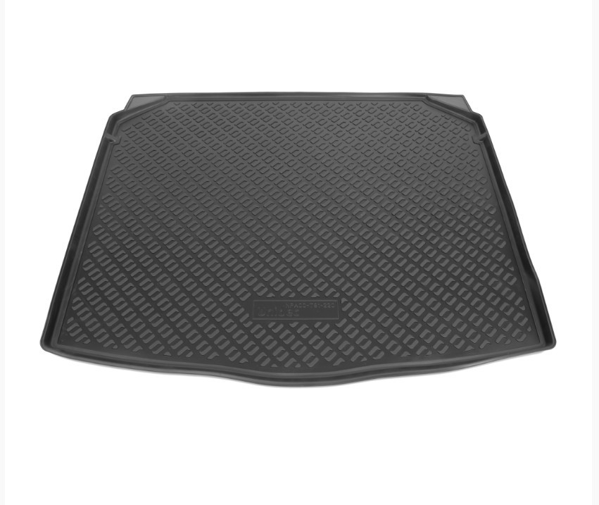 Коврик в багажник (полиуретан) Norplast NPA00-T81-220 Skoda Karoq 2020 (Шкода Карок)