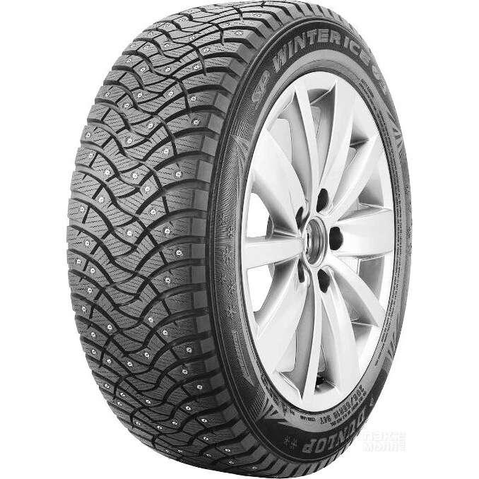 Шина автомобильная Dunlop SP Winter Ice 03 205/65 R16 зимняя, шипованная, 99T автомобильная шина dunlop sp sport fm800 205 60 r16 92h летняя