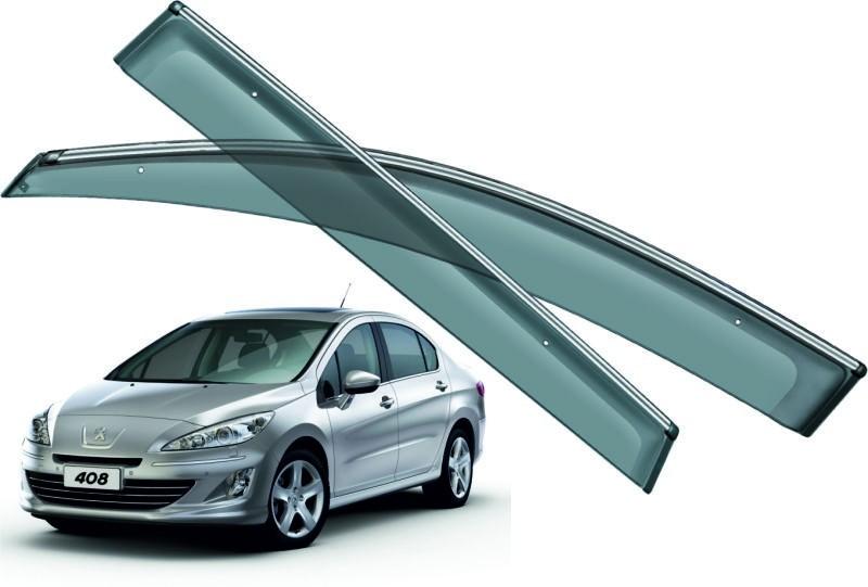 Дефлекторы боковых окон NOBLE для Peugeot 408 2012 -