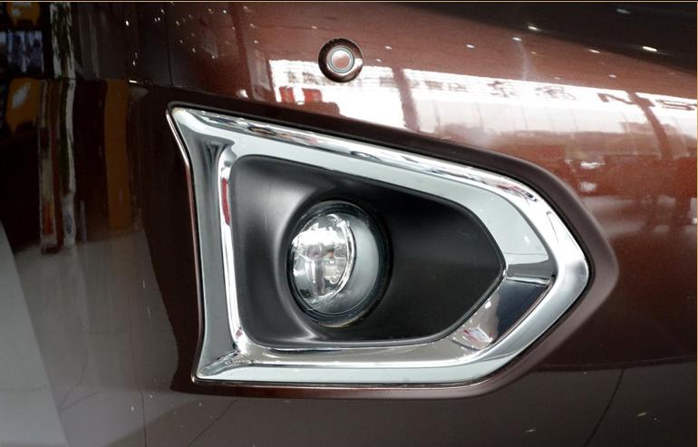 Противотуманные фары для Nissan Patrol 2014 -