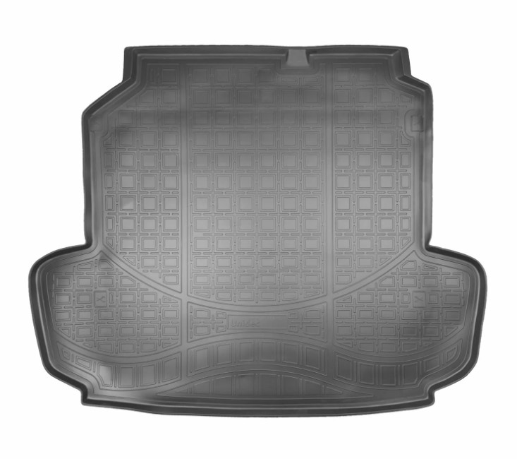 Фото - Коврик в багажник Norplast для Peugeot 408 2012 - дефлектор капота ca пластик 2010010108359 peugeot 408 2012