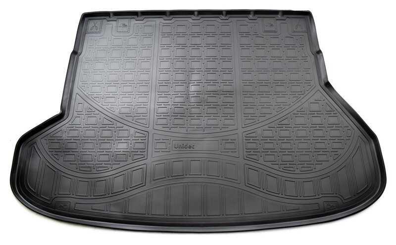 Коврик в багажник Hyundai/Kia резина черный R8570J7500 Kia XCeed 2020- недорого