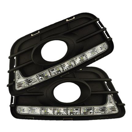 Дневные ходовые огни с функцией поворотников для ZOTYE T600