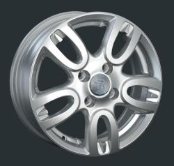 Диск колесный LS Replay GN44 5.5xR14 4x100 ET49 ЦО56.6 серебристый S018449
