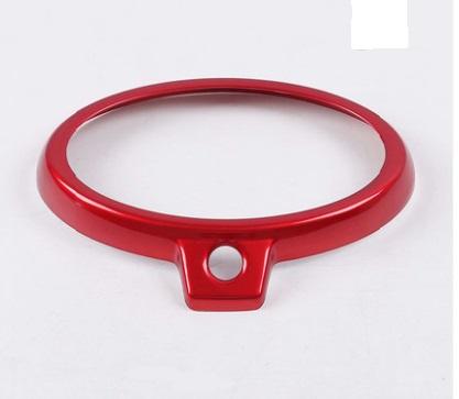 Рамка для эмблемы (красная) для GAC Trumpchi GS5 2020-