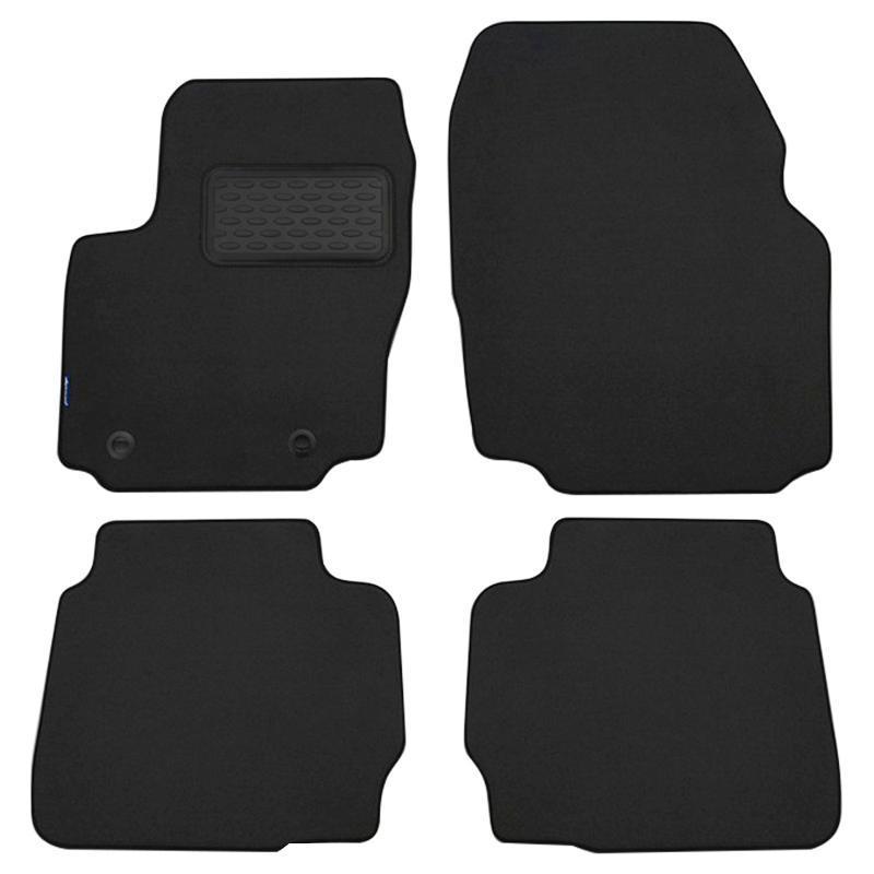 Коврики в салон Hyundai/Kia резина черный R8140H5001 Hyundai Sonata (8G) DN8 2020-