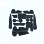 Коврики в салонные ниши, синие IX25 для Hyundai Creta (Крета) 2016 -