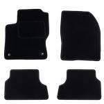 Коврики в салон L.Locker текстиль черный 28160501 Skoda Rapid (1G) 2012-