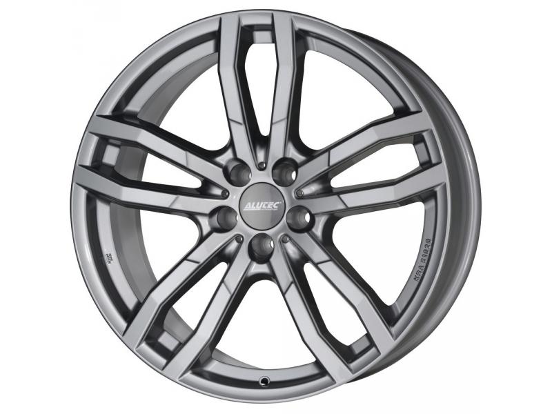 Диск колесный Alutec DriveX 8,5xR19 5x120 ET40 ЦО72,6 серый темный DRVX-85940R27-9