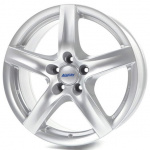 Диск колесный Alutec Grip 5.5xR14 4x100 ET45 ЦО54.1 серебристый GR55445L61-0