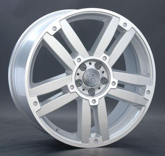 Диск колесный REPLAY MR81 8xR18 5x112 ET53 ЦО66,6 серебристый с полированной лицевой частью 014708-050060006