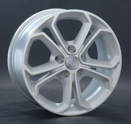 Диск колесный Replay OPL10 6,5xR15 5x105 ET39 ЦО56,6 серебристый 014129-123101
