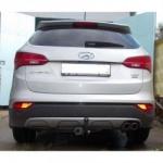 Фаркоп Трейлер для Hyundai Santa Fe III  2012 - 2018