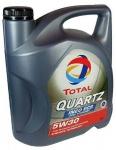 Масло моторное синтетическое Total Quartz Ineo MC 5W-30, 5л 157103